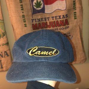 camel ciggaretts hat